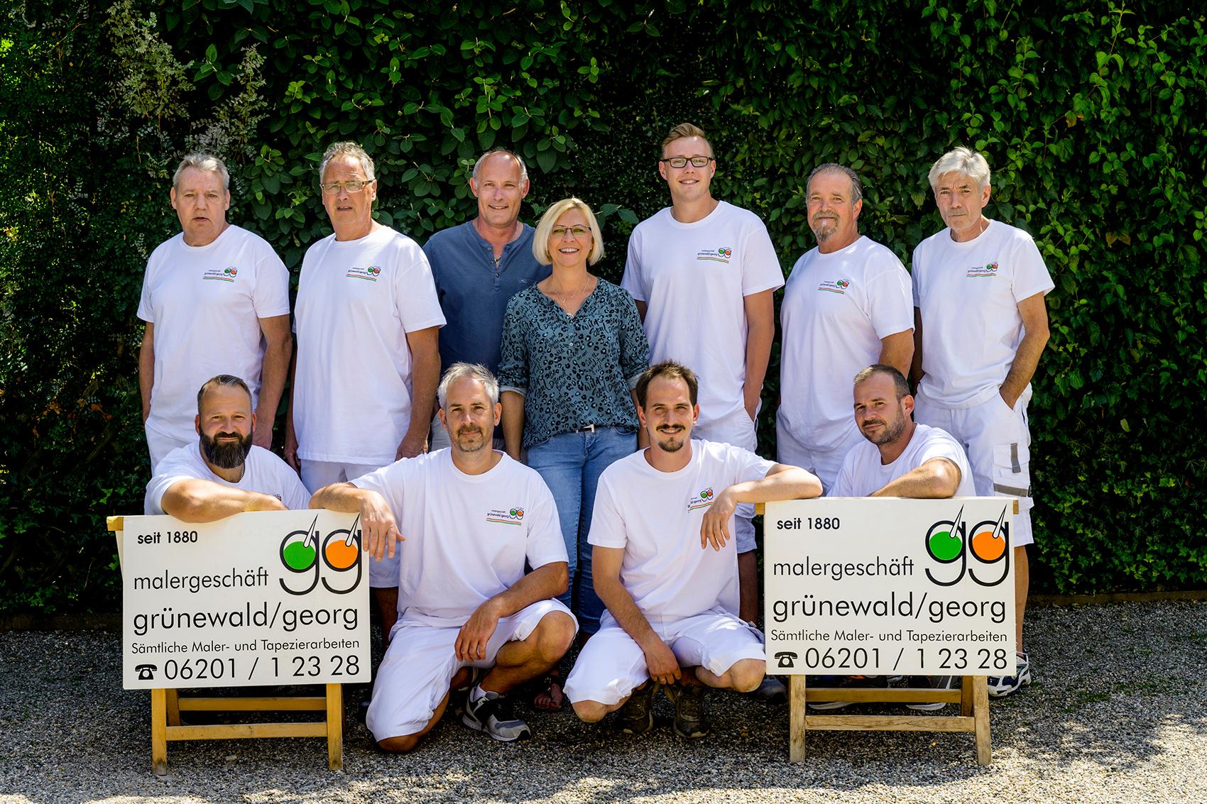 Gruenewald Georg Team